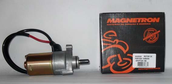 Motor Partida CRYPTON 105 (magnetron)