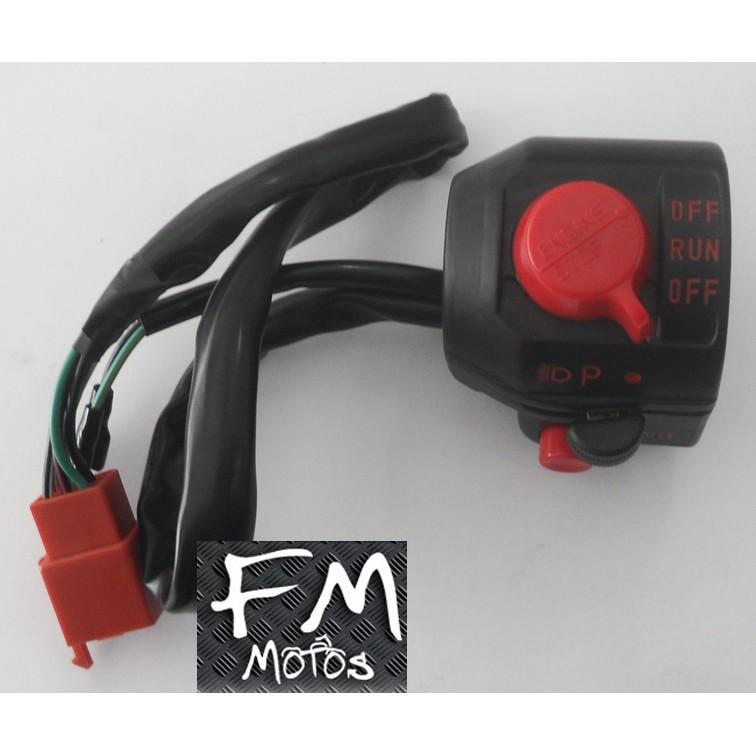 Interr PART CB 400 83-85 / CB 450 85-87 (magnetron)