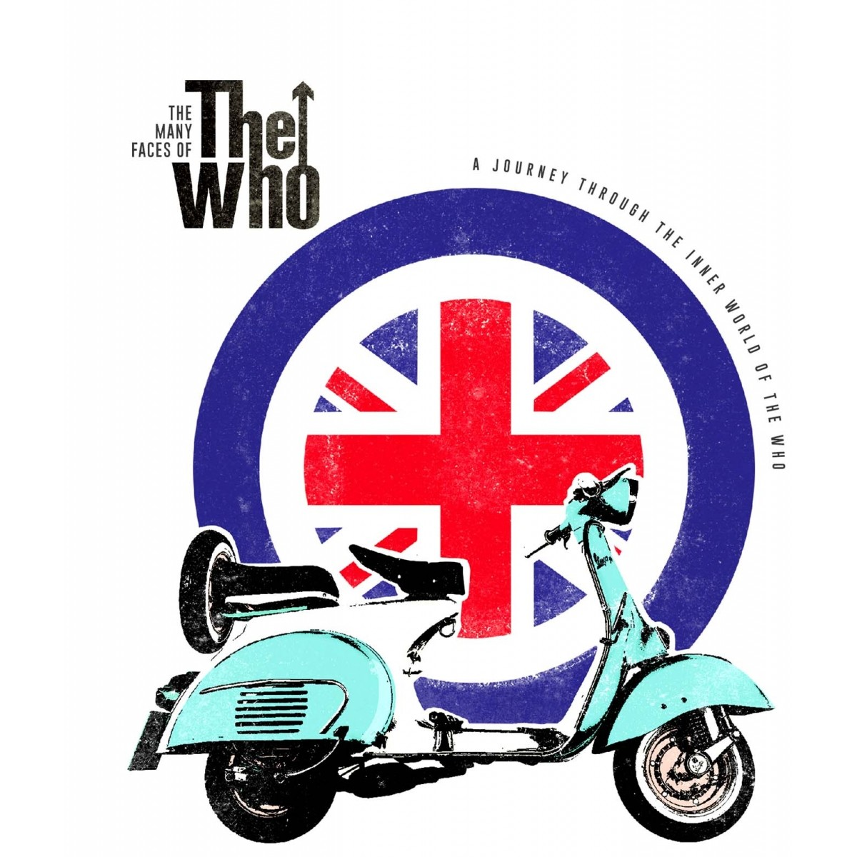 Body Rock The Who - White - Baby Monster S/A