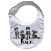 Babador  Rock Baby  - Beatles - White
