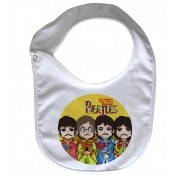 Babador  Rock Baby  - Beatles Srg. Peppers- White