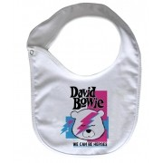 Babador  ROck Baby  - David Bowie - White