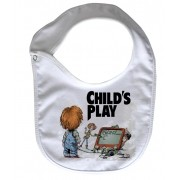 Babador  Rock Baby  - Chucky/ Toy Story - White