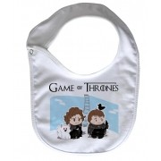 Babador  Rock Baby  - Game of Thrones - White