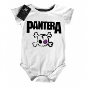 Body Rock Baby Pantera - White