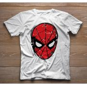 Camiseta Divertida - Spider Man - White