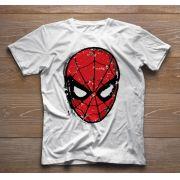 Camiseta Divertida - Spider Man - White