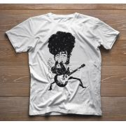 Camiseta de Rock Infantil - Raul Seixas - White