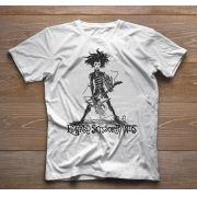 Camiseta de Filme  Infantil - Edward Mãos de Tesoura - White