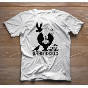 Camiseta Infantil Filmes - The Birds - White