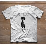 Camiseta de Rock Infantil - The Cure - White