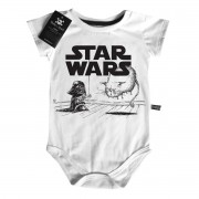 Body Baby Filmes - Star Wars- White