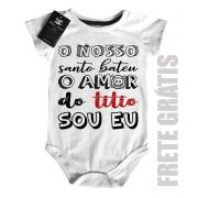 Body Baby Rock - Amor do Titio- White