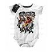 Body Baby Rock ou Camiseta Aerosmith White