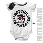 Body Baby Rock - Red Hot Chili Peppers - White