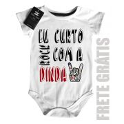 Body Baby Rock - Rock com a dinda - White