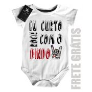 Body Baby Rock - Rock com o dindo- White