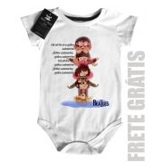 Body Bebe de Rock Beatles - Yellow Subbmarine - White