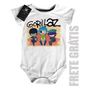 Body Bebe de  Rock Gorillaz - White
