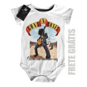 Body Bebe de Rock Guns n Roses November Rain - White