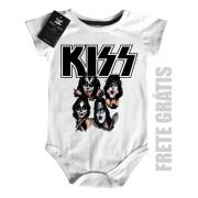 Body Bebe de Rock KISS - White