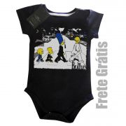 Body Bebe de Rock - The Beatles Simpsons  - Black