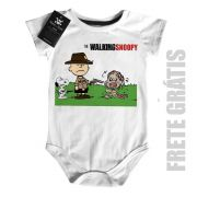 Body Bebê Filmes The Walking Dead Snoopy