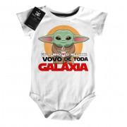 Body  Bebê Melhor Avô da Galáxia