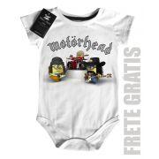 Body Bebê Motorhead - Minions - White