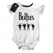 Body Bebe Rock Beatles  Help Black