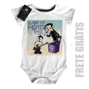 Body Bebê Rock Misfits Toy - White -