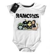 Body Bebe Rock Nerd Geek Ramones Pokemon - White