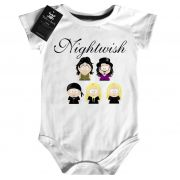 Body Bebe  Rock Nightwish - White