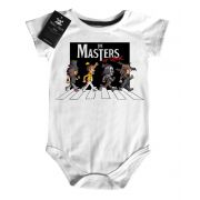 Body Bebe Rock ou Camiseta de  Rock The Masters of Rock