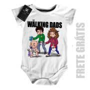 Body Bebê Seriados the walking deads - White