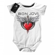 Body de Rock - Bon Jovi - White
