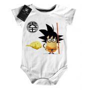 Body  Dragon Ball - Goku Minions - White