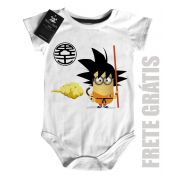 Body  Dragon Ball - Goku Minions - White