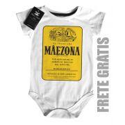 Body  Especial para Mãe Maezona - White