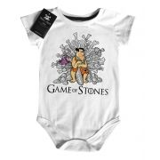 Body Filmes - Game of Thrones Flintstones   - White