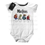 Body  Nerd / Geek  Bebe The Masters - White