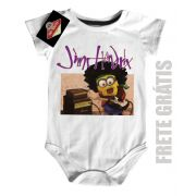 Body Rock Bebê Jimi Hendrix - Minions - White