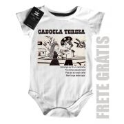 Body  Sertanejo Cabocla Tereza - White