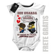Body  Sertanejo Curto Bruno e Marrone Minions