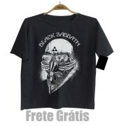 Camiseta de Rock Infantil -  Black Sabbath - Dark Tshirt - Black