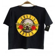 Camiseta Guns n Roses - Black