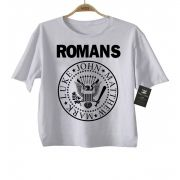 Camiseta Infantil  Cristã Católico Romanos - White -