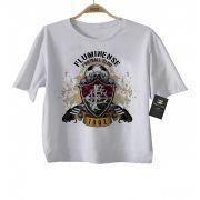 Camiseta Infantil Fluminenses Futebol Time - White