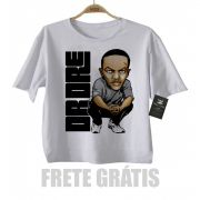 Camiseta Infantil  Rap / Hip hop  Baby Dr Dree  - White