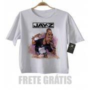 Camiseta infantil  Rap Hip hop   Baby Jay Z - White
